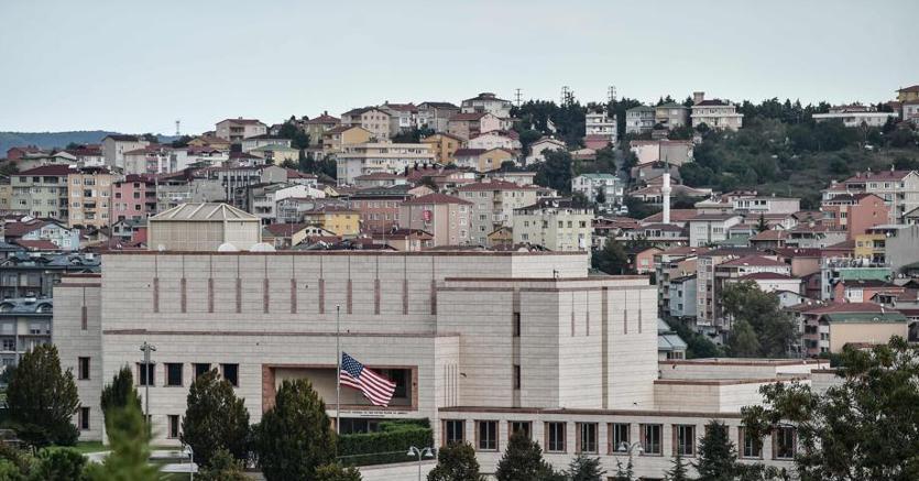 Il consolato Usa a Istanbul